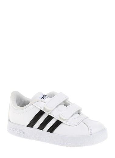 adidas Vl Court 2.0 Cmf I Bebek Günlük Ayakkabı Db1839 Beyaz